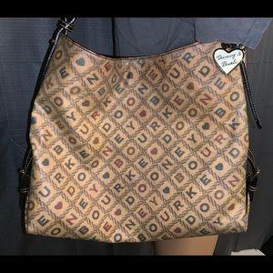 Dooney and Bourke purse.